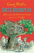 ¡bien por los siete secretos!   siete secretos enid blyton tony ross 9788426142580