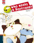 who needs a boyfriend? (incluye cd) (coco the cat)-gerard moncomble-9788426389480