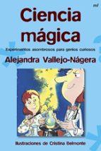 ciencia magica alejandra vallejo nagera 9788427034280