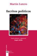escritos politicos-martin lutero-9788430947980