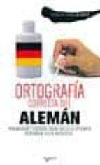 ortografia correcta del aleman 9788431541880
