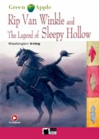 rip van winkle and the legend of sleepy hollow, eso. material aux iliar (incluye cd rom) (2ª ed.) washington irving 9788431685980
