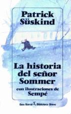 la historia del señor sommer-patrick suskind-9788432206580