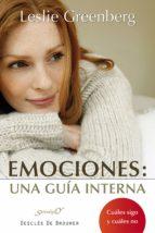 emociones: una guía interna (ebook) leslie s. greenberg 9788433036780