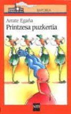 printzesa puzkertia-arrate egaña gimenez-9788434866980