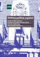 sistema politico español (2ª ed.) andres de blas guerrero 9788436267280