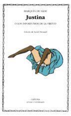 justine (2ª ed.) marques de sade 9788437605180