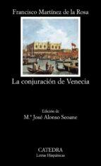 la conjuracion de venecia francisco martinez de la rosa 9788437610580