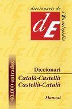 diccionari català castellà, castellà català joan nadal serrahima marc sagrista i artigas 9788441224780