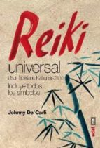 reiki universal-johnny de carli-9788441435780
