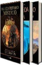 pack canticos de bronce: el guerrero mistico; la busqueda mistica ; el imperio mistico tracy hickman laura hickman 9788448036980