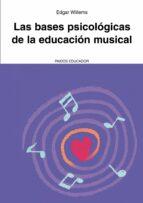 las bases psicologicas de la educacion musical r. torres 9788449326080