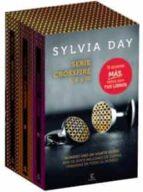serie crossfire i,ii y iii sylvia day 9788467040180