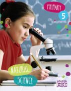 natural science 5. 5º tercer ciclo-9788467862980