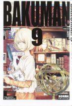 bakuman. vol. 9 tsugumi ohba takeshi obata 9788467907780