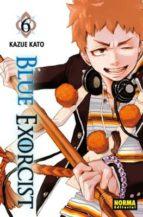 blue exorcist (vol. 6) kazue kato 9788467909180