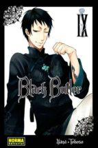 black butler (vol. 9)-yana toboso-9788467910780