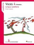 cuaderno 1  lengua castellana voces ed 2012 4º primaria 9788468009780