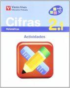 cifras 2 actividades 1, 2 y 3 segundo de primaria-9788468202280
