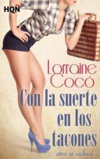 con la suerte en los tacones (ebook)-lorraine coco-9788468768380