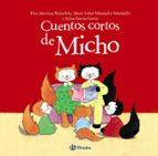 cuentos cortos de micho-pilar martinez belinchon-9788469623480