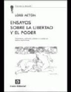 ensayos sobre la libertad y el poder-lord acton-9788472095380