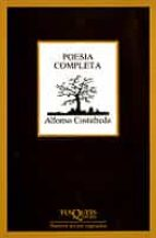 poesia completa alfonso costafreda 9788472231580