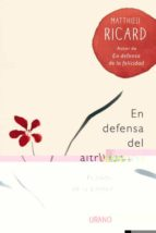 en defensa del altruismo-matthieu ricard-9788479538880