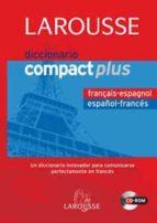 larousse diccionario compact plus español-frances / français-espa gnol-9788480168380