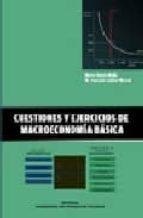 cuestiones y ejercicios de macroeconomia basica-marta garcia molla-9788483631980