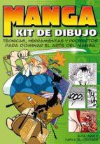 manga kit de dibujo (tecnicas, herramientas y proyectos para domi nar el arte del manga) 9788489840980