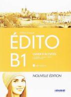 edito b1 exercices + cd. ed 2018-9788490498880