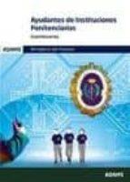 AYUDANTES DE INSTITUCIONES PENITENCIARIAS CUESTIONARIOS: MINISTERIO DEL INTERIOR