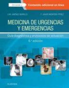 medicina de urgencias y emergencias 6ª ed (incluye acceso a conte nido online) guía diagnóstica y protocolos de actuación luis jimenez murillo f.j. montero perez 9788491132080