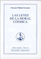las leyes de la moral cosmica (tomo 12) omraam mikhael aivanhov 9788493926380