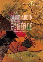 las tripas de el heroe: edicion integral del arte a lapiz: libro uno-david rubin-9788494180880
