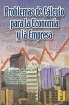 problemas de calculo para la economia y la empresa 9788495447180