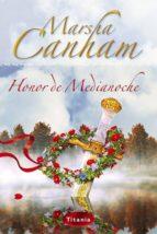 honor de medianoche-marsha canahm-9788495752680