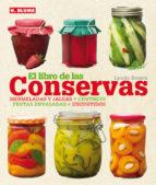 el libro de las conservas-lynda brown-9788496669680