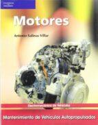 motores (ciclos formativos de grado medio) antonio salinas villar 9788497323680