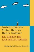 el libro de las religiones-jostein gaarder-9788498412680