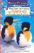 realizar animales con pompones combinando lanas de colores-jasmin urum-9788498740080
