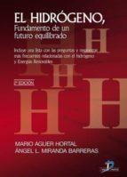 el hidrogeno (ebook)-mario aguer hortal-angel luis miranda barreras-9788499690780