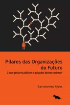 pilares das organizações do futuro (ebook) bartolomeu alves 9788594840080
