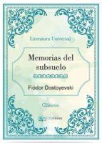 memorias del subsuelo (ebook)-9788826046280
