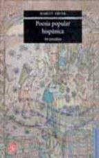 poesia popular hispanica: 44 estudios margit frenk alatorre 9789681673680