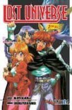 El libro de Lost universe 1 (de 6) autor HAJIME KANZAKA DOC!