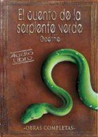 el cuento de la serpiente verde (cd´s sencillo) (audiolibro)-johann wolfgang von goethe-8436014969590
