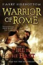 warrior of rome i: fire in the east-harry sidebottom-9780141032290