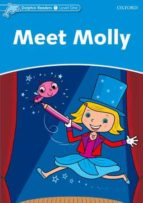 meet molly (dolphin readers 1)-9780194478090